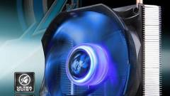 Érkezik a Zalman legújabb, LED-es CPU-hűtője kép