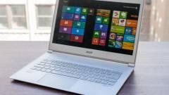 Ez az Acer CES-es Windows 8-arzenálja kép