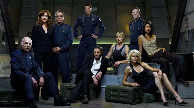 Battlestar Galactica reboottal jön az NBCUniversal streaming szolgáltatása bevezetőkép