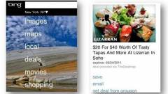 Bing Deals - a Microsoft is kuponozik kép