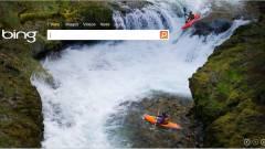 Béta operációs rendszeren fut a Bing kereső kép