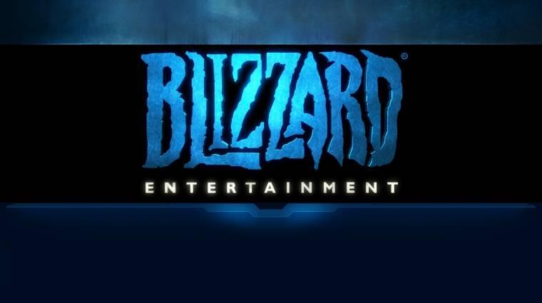 Újabb titkos Blizzard játék készül? bevezetőkép
