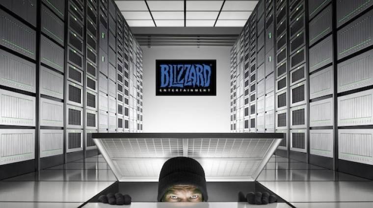 Blizzard - DDOS támadás miatt akadoznak a szerverek bevezetőkép