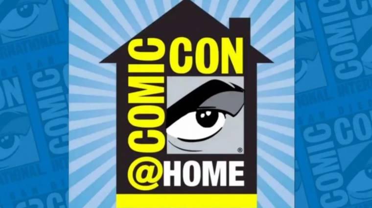 Idén is digitális lesz a Comic-Con, de van egy csavar bevezetőkép