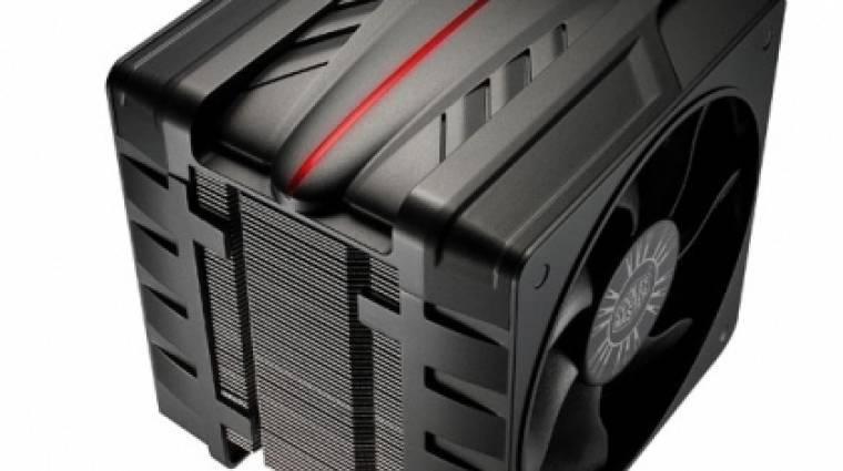 Cooler Master V6GT processzorhűtő: a hűvös