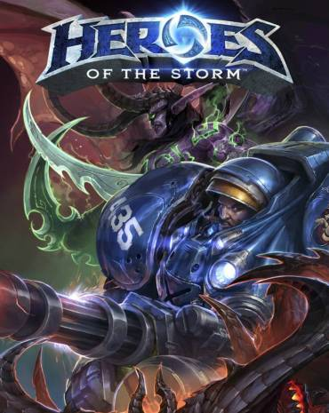 Heroes of the Storm kép