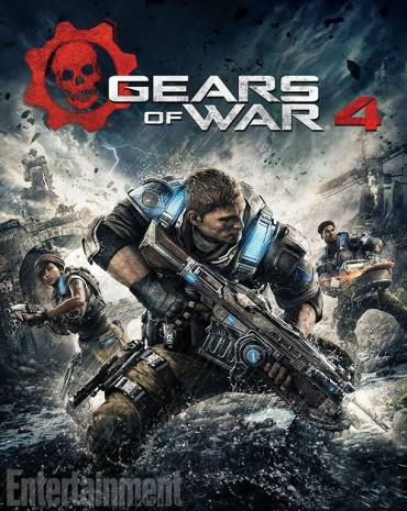 Gears of War 4 kép