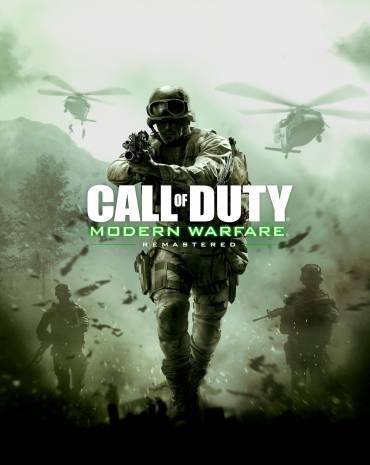 Call of Duty: Modern Warfare Remastered kép