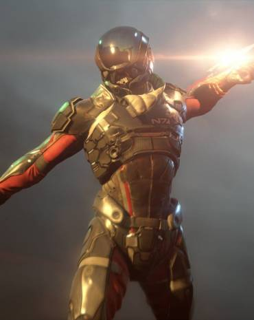 Mass Effect: Andromeda kép
