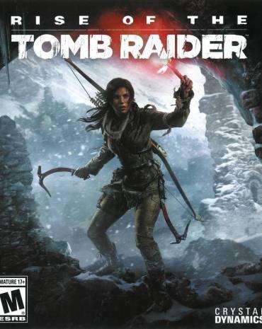 Rise of the Tomb Raider kép