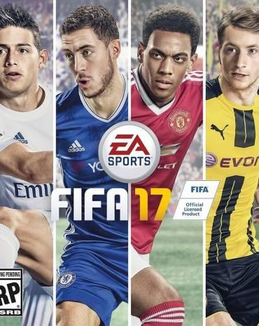 FIFA 17 kép