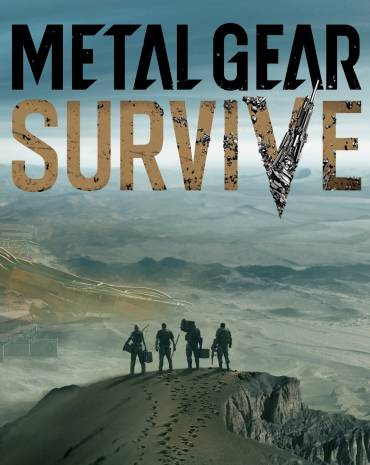 Metal Gear Survive kép