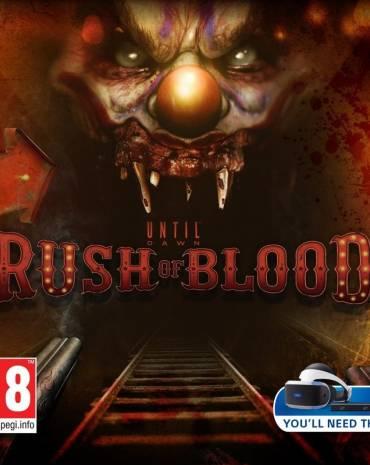 Until Dawn: Rush of Blood kép