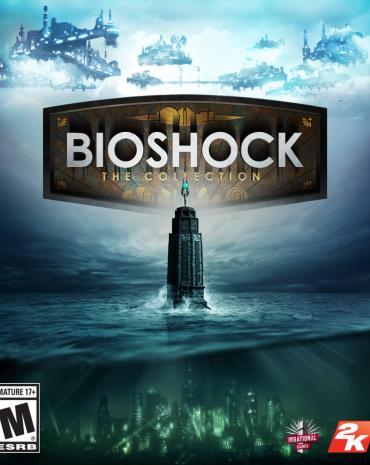BioShock: The Collection kép