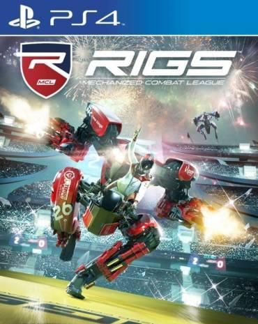 RIGS: Mechanized Combat League kép