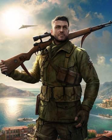 Sniper Elite 4 kép