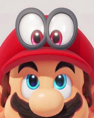Super Mario Odyssey kép