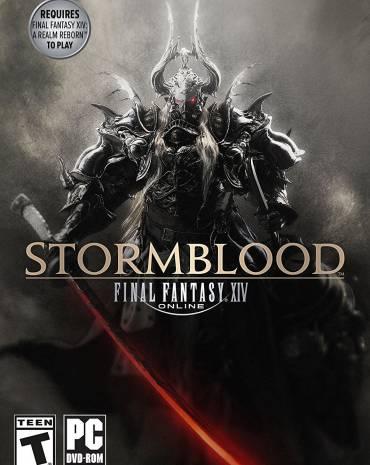 Final Fantasy XIV: Stormblood kép