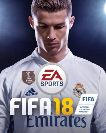 FIFA 18 kép