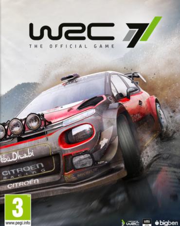 WRC 7 kép