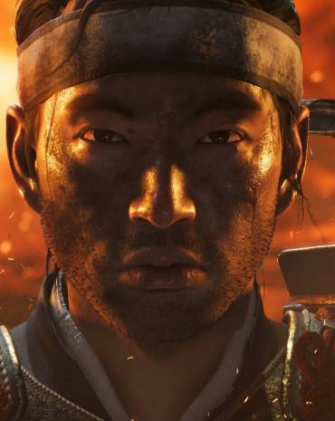 Ghost of Tsushima kép