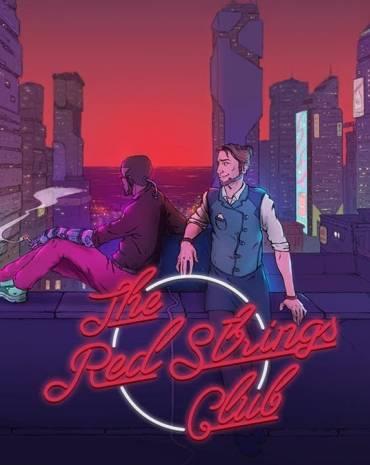 The Red Strings Club kép
