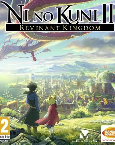 Ni no Kuni II: Revenant Kingdom kép