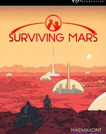 Surviving Mars kép