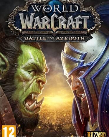 World of Warcraft: Battle for Azeroth kép