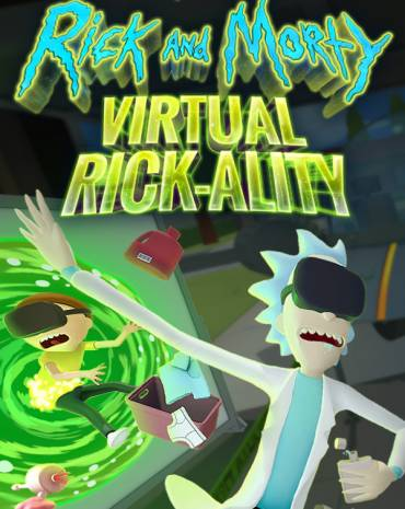Rick and Morty: Virtual Rick-Ality kép