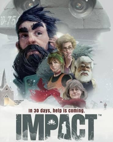Impact Winter konzol kép