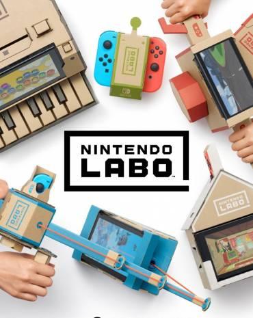 Nintendo Labo kép