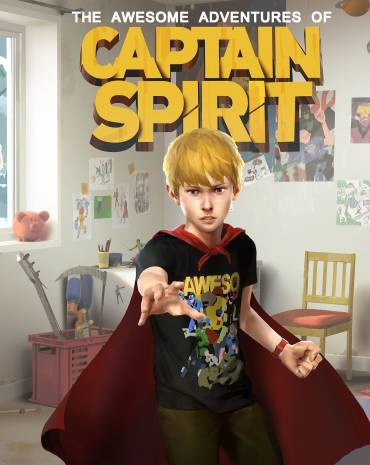 The Awesome Adventures of Captain Spirit kép