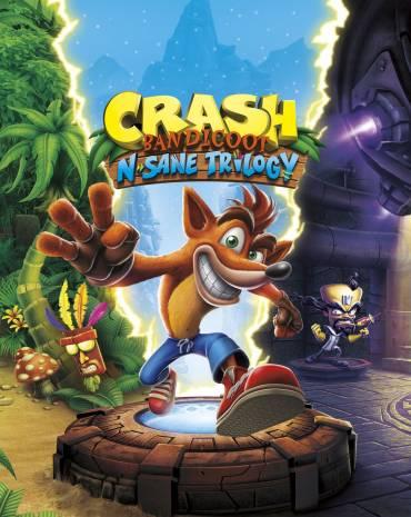 Crash Bandicoot N. Sane Trilogy kép