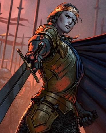 Thronebreaker: The Witcher Tales kép