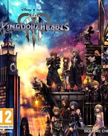 Kingdom Hearts 3 kép