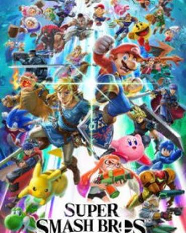 Super Smash Bros. Ultimate kép