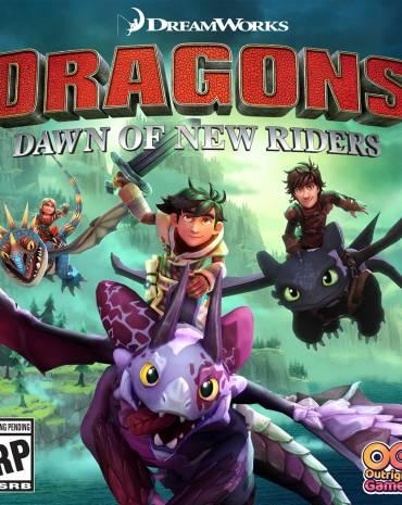 Dragons: Dawn of New Riders kép