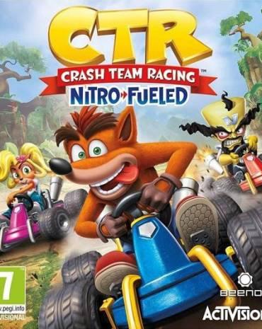Crash Team Racing Nitro-Fueled kép
