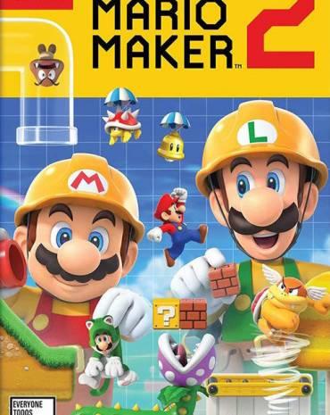Super Mario Maker 2 kép
