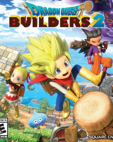Dragon Quest Builders 2 kép