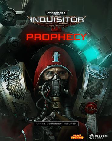 Warhammer 40000: Inquisitor - Prophecy kép