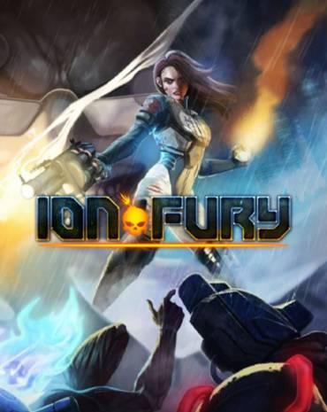 Ion Fury konzol verzió kép