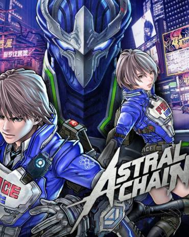 Astral Chain kép