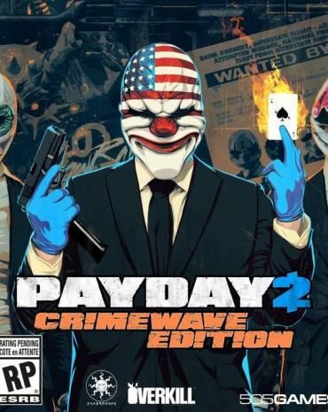 Payday 2: Crimewave Edition kép