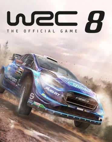 WRC 8 kép