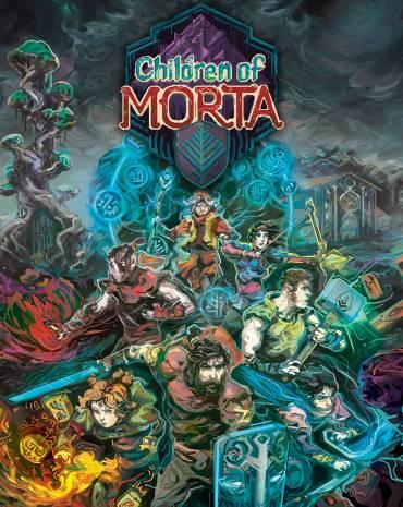 Children of Morta kép