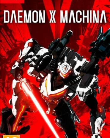 Daemon X Machina kép
