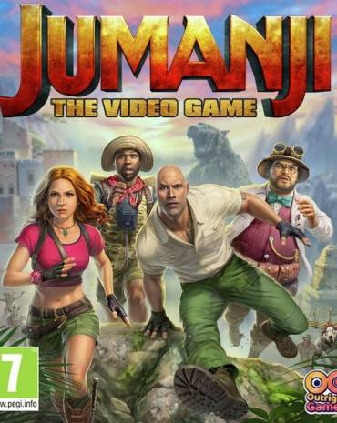 Jumanji: The Video Game kép