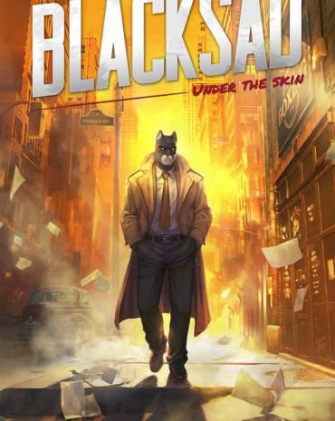 Blacksad: Under the Skin kép